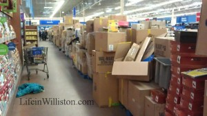 Walmart in Williston