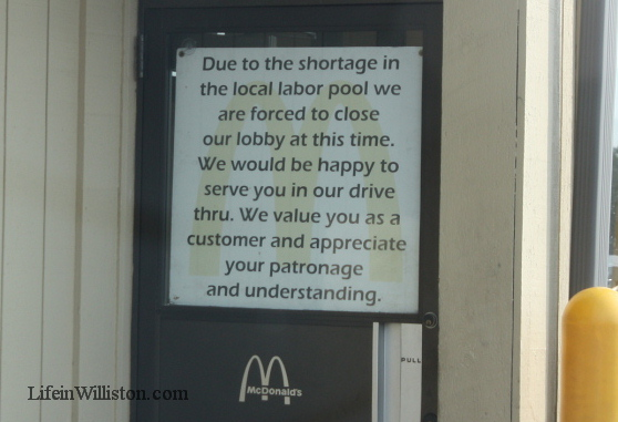 McDonalds in Williston