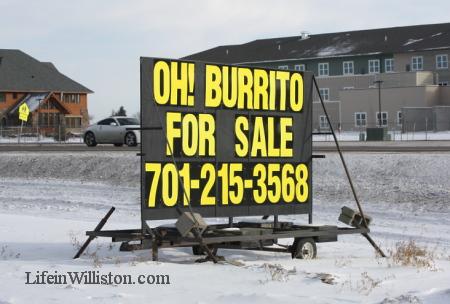 oh burrito for sale