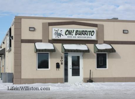 Oh Burrito