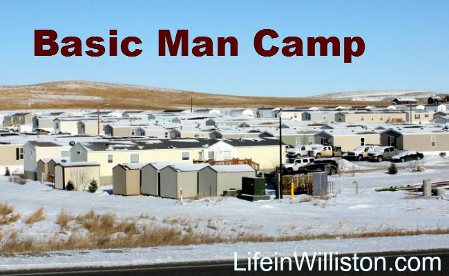 Man Camp Housing