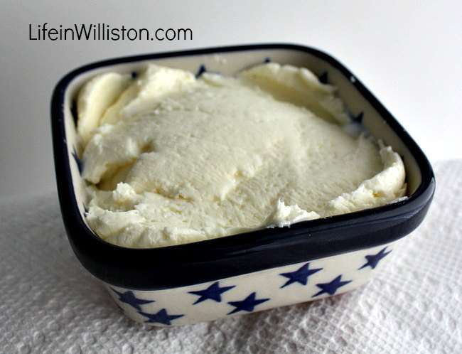 Making your own butter