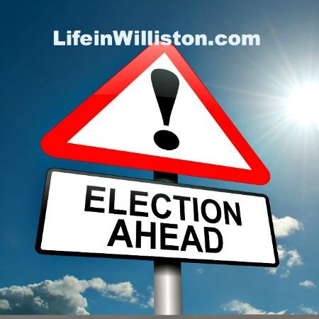 Williston Election for Mayor