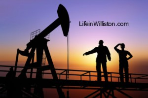 oil field work williston