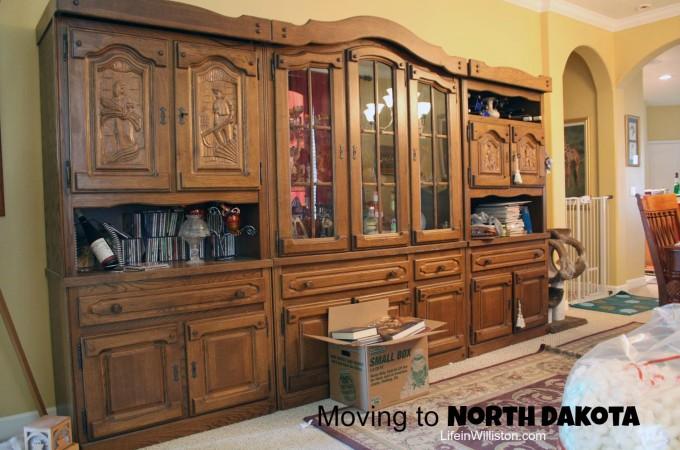 how to move to North Dakota