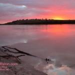 sunsets in north dakota